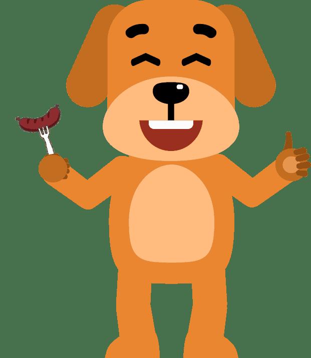 Dog w Sausage