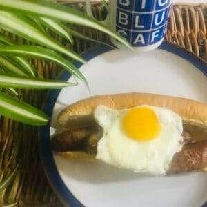 Sausage & Egg torpedo