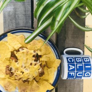 chilli nachos
