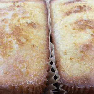 Lemon Crunch Cake