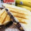 Choccy Nut Toastie